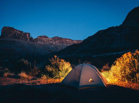 Namiot czy kamper